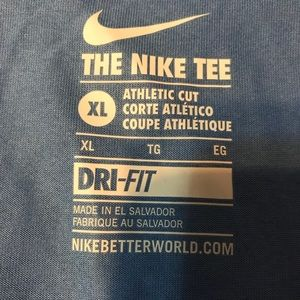 Nike Tops - NEVER WORN Nike Dri fit v neck